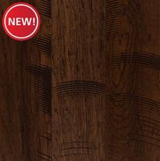 New! Leather Kettle Hickory Engineered Hardwood