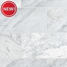 New! Blue Forest Polished Marble Tile