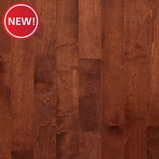 New! Cherry Birch Smooth Engineered Hardwood