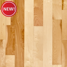 New! Natural Birch Smooth Engineered Hardwood
