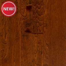 New! Kahlua Birch Hand Scraped Engineered Hardwood