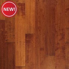 New! Butterrum Birch Hand Scraped Engineered Hardwood
