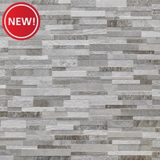 New! Barrington Silver Porcelain Panel Ledger
