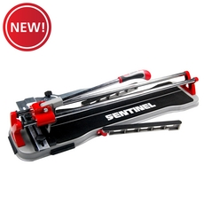 New! Sentinel 24in. Manual Tile Cutter Pro