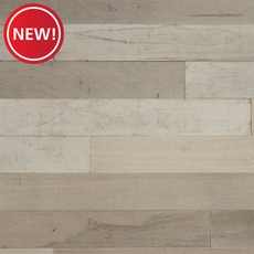 New! Dimensions Distressed White Wall Plank