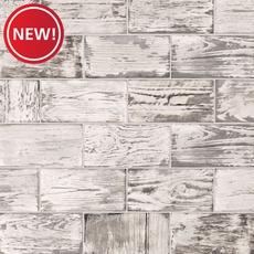 New! Legno Blanco Wall Tile