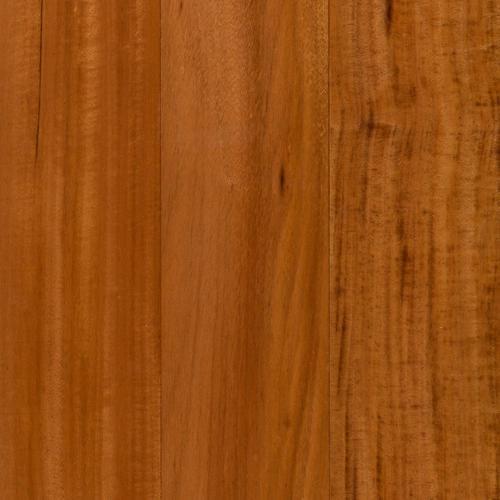 Natural Brazilian Tigerwood Smooth Locking Engineered Hardwood 1