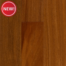 New! Cumaru Brazilian Teak Smooth Locking Solid Hardwood