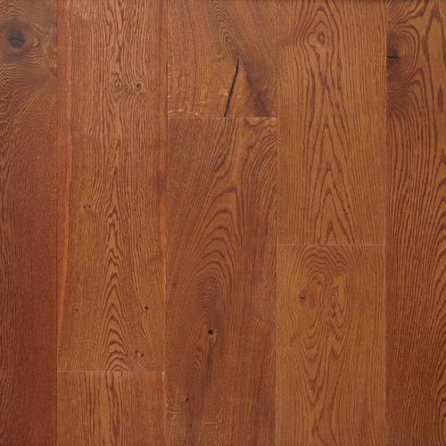 Bordeaux Oak Wire Brushed Engineered Hardwood 916in X 8 34in