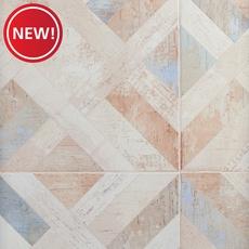 New! Malibu Mix Ceramic Tile
