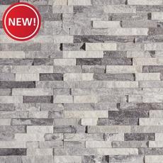 New! Alaskan Gray Marble Panel Ledger