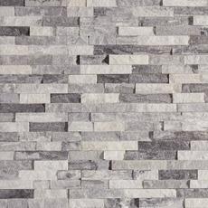 Alaskan Gray Marble Panel Ledger