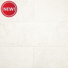 New! Motion White Polished Ceramic Wall Tile