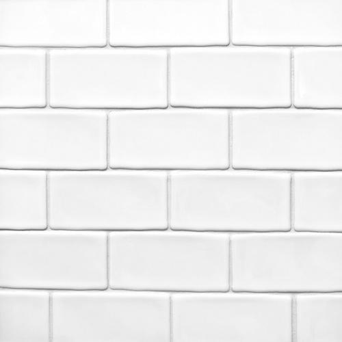 Frost Brick Ceramic Mosaic 12 X 12 100418664 Floor And Decor