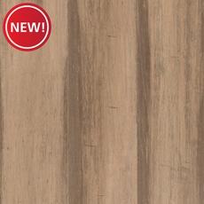 New! EcoForest Tripoli Gray Hand Scraped Locking Stranded Engineered Bamboo