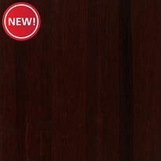 New! EcoForest Patina Cherry Smooth Locking Stranded Engineered Bamboo