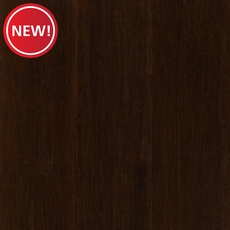 New! Eco Forest Classic Brown Smooth Locking Stranded Engineered Bamboo