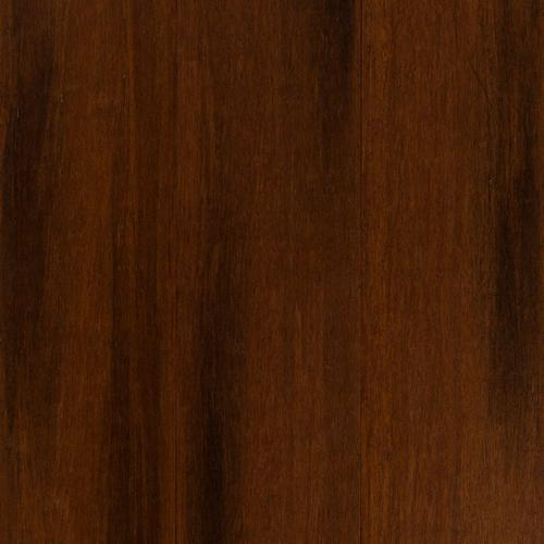 Vintage Cherry Smooth Stranded Engineered Bamboo - 9/16in. x ...