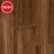 New! Eco Forest Coastal Dawn Distressed Solid Stranded Bamboo