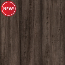 New! Eco Forest Smoke Gray Hand Scraped Solid Stranded Bamboo