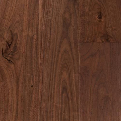 Natural Walnut Smooth Engineered Hardwood 12in X 7 12in