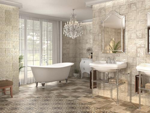 Orleans Matte Ceramic Tile 8 X 8 100427178 Floor And Decor
