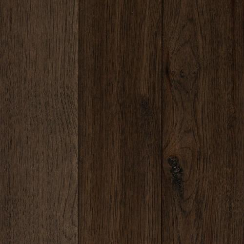 Granite Hickory Hand Scraped Solid Hardwood 34in X 4in