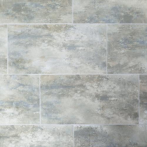 Tranquility Blue Porcelain Tile 12 X 24 100434307 Floor And Decor