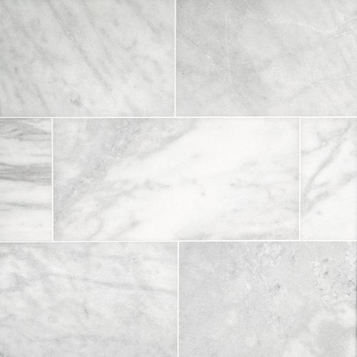 Aurora Silver Polished Marble Tile 12 X 24 100434430 Floor And