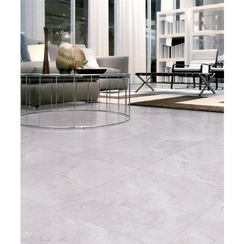 Kodiak White Polished Porcelain Tile 12 X 24 100435668 Floor