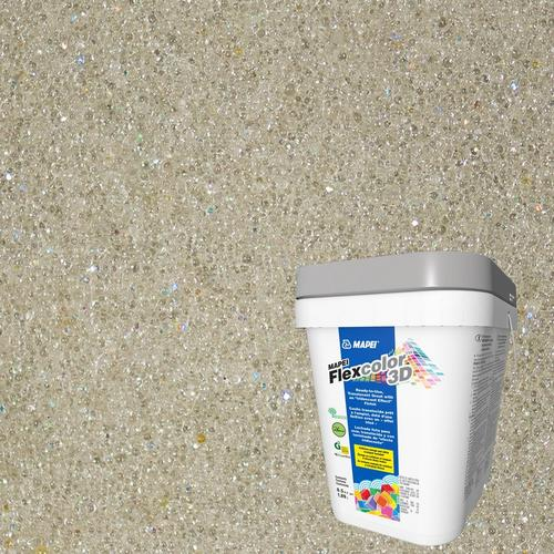 Mapei 203 Star Dust FlexColor 3D Pre-Mixed Grout -  5 gal