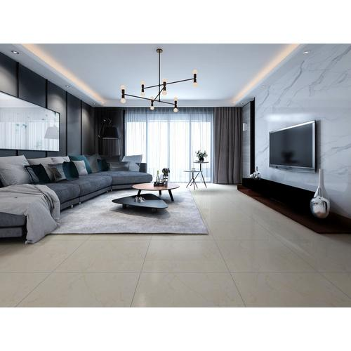 Stanbury Beige Polished Porcelain Tile Click To Zoom