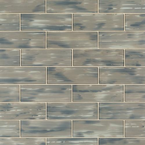Rivers Edge Glass Wall Tile 4 X 12 100463256 Floor And