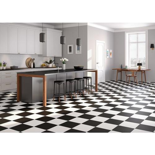Silk White Ceramic Tile X Floor And Decor - 13x13 white ceramic floor tile