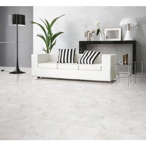 Crystal Gris Polished Porcelain Tile X Floor - Carrara gris porcelain tile