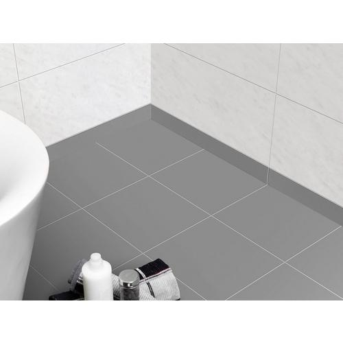 Classic Gray Polished Porcelain Bullnose 3 X 24 100484807