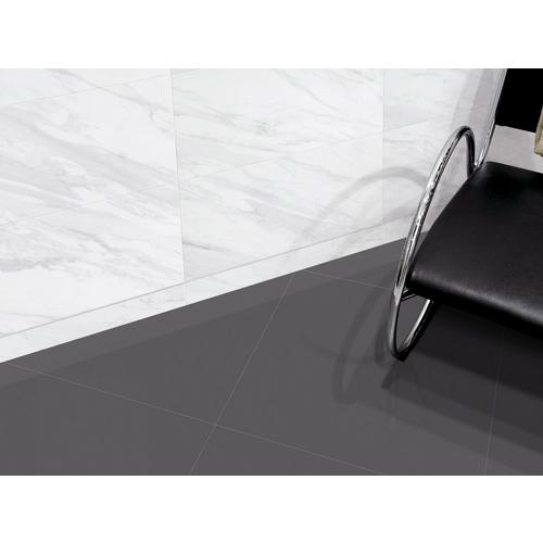 Volakas Polished Porcelain Bullnose 3 X 24 100485366 Floor And