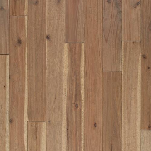 Acacia Gray Handscraped Solid Hardwood 34in X 3 12in
