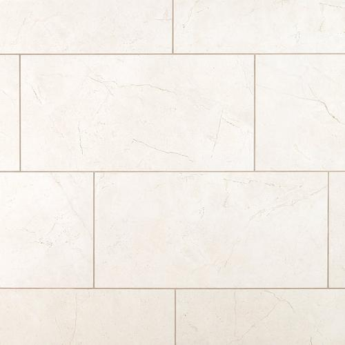 Amelia White Ceramic Tile 12 X 24 100486372 Floor And Decor