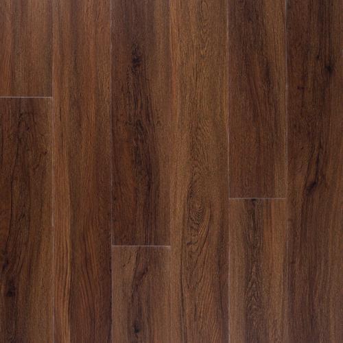 Tribeca Oak Matte Luxury Vinyl Plank With Foam Back 6in X 36in