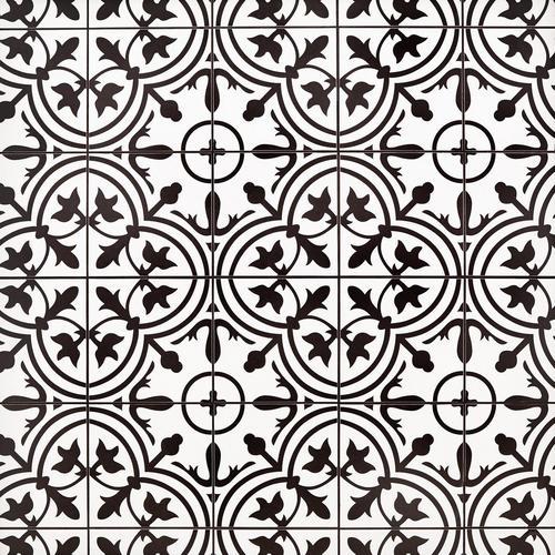 Bayona Decorative Ceramic Tile 8 X 8 100492958 Floor And Decor