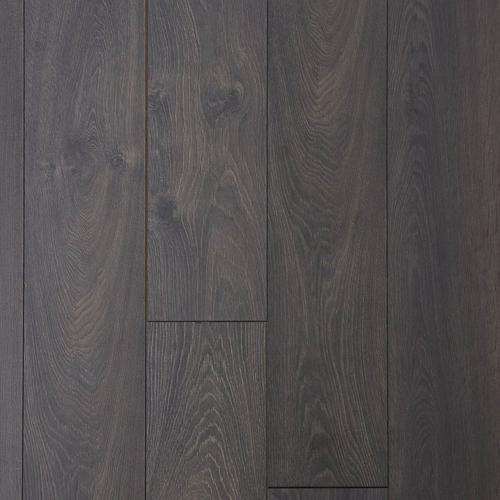 Jet Black Oak Matte Laminate 12mm 100493071 Floor And Decor