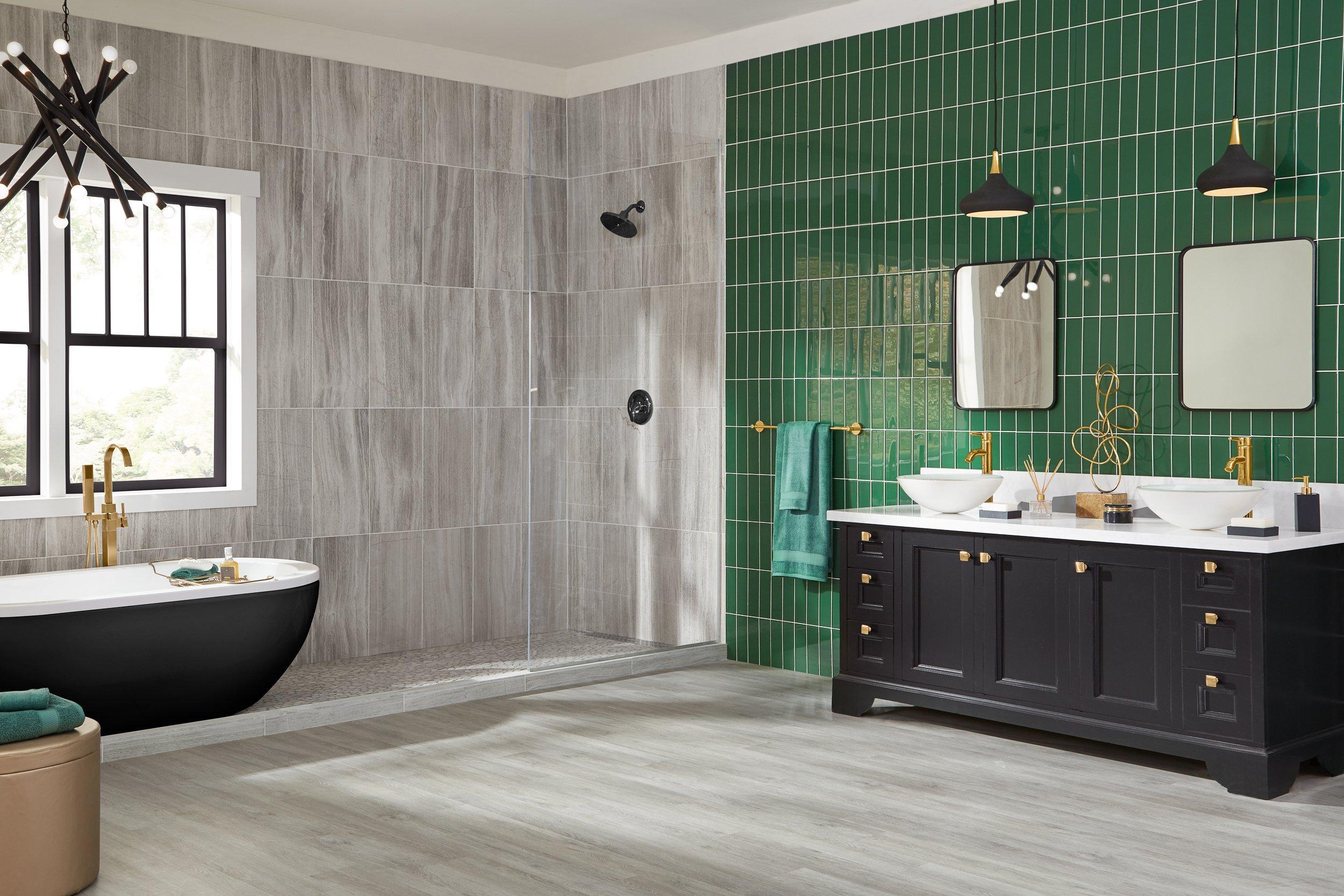 Bathroom Gallery Floor Decor