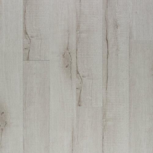 Alabaster Smooth Groutable Self Stick Luxury Vinyl Plank 6in X 36in