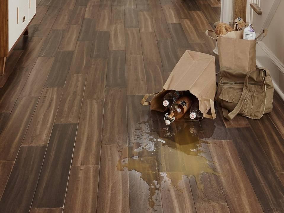 Aquaguard Revolutionary Water Resistant Flooring