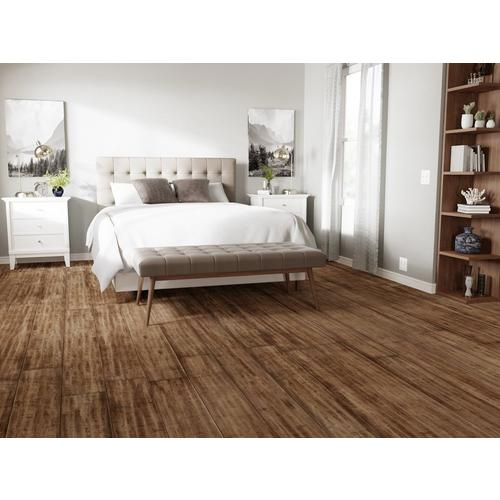 Jocelyn Hand Scraped Engineered Stranded Bamboo 1 2in X 7 1 2in 100500206 Floor And Decor
