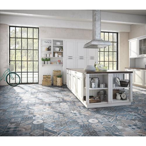 French Quarter Bourbon Porcelain Tile 8 X 8 100504984 Floor And Decor