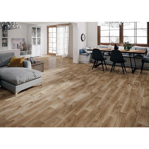Wood Look Tile at Floor and Decor