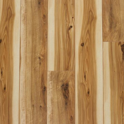 White Grove Hickory Hand Scraped Water Resistant Laminate 12mm