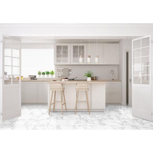 Dimarmi Bianco Porcelain Tile - 12 x 24 - 100568856   Floor ...